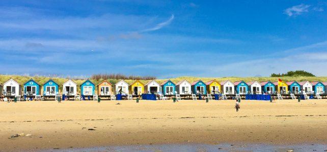 Vakantie in Zeeland, lekker na-zomeren aan de kust